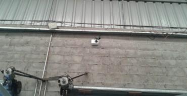 Cámara de Seguridad en Unican - Metalurgica