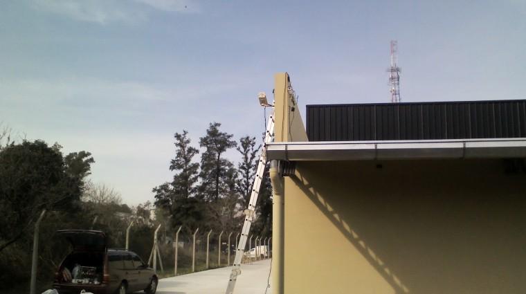 Cámara de Seguridad en Aripa SRL