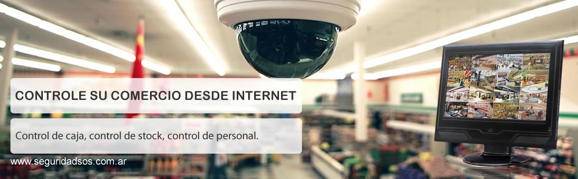Cámaras de Seguridad para Comercios