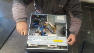 NVR Dahua Serie Profesional para central de monitoreo